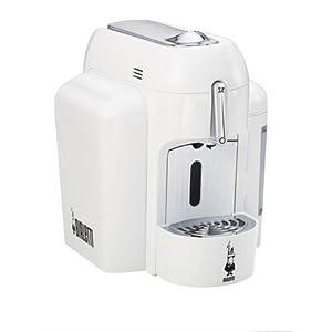 Bialetti macchina da caffe 39 a capsula mini express bianca - Macchina da caffe per casa ...