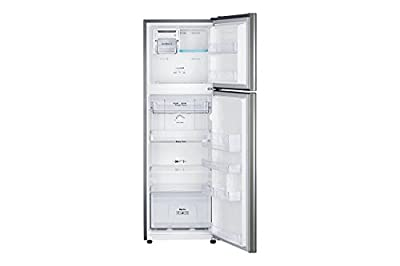 Samsung RT29JARZESP Frost-free Double-door Refrigerator (275 Ltrs, 4 Star Rating, Platinum Inox)