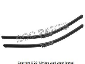 Bmw 5 Series E60 E61 Windshield Wiper Blades from BMW Motorsport