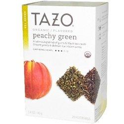 Tazo - Tazo Pchy Green Tea (6X20Bag )