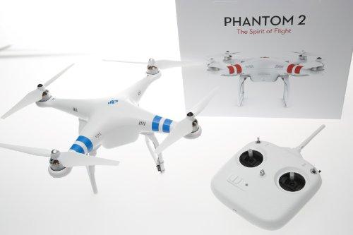 DJI JAPAN直販 新型Phantom 2(H3-3D対応)