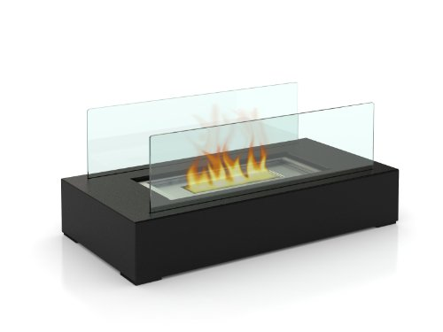 Delux Bio Ethanol Fireplace for Indoor or Outdoor use