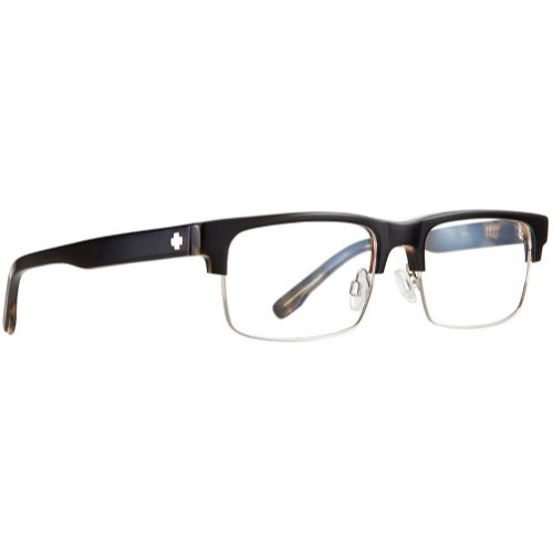 Spy Optic Sullivan Rx Eyeglasses - Spy Optic Adult Rx Optical Frame - Black With Tort / Size 53-17-145 front-915525