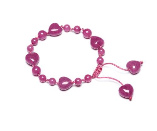 Lola Rose 'Ruthie' Sangria Quartzite Bracelet
