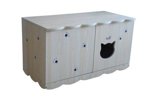 katzentoilette schrank sonstige preisvergleiche. Black Bedroom Furniture Sets. Home Design Ideas