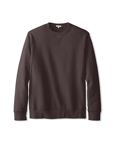 Mod-O-Doc Men's Sueded French Terry Long Sleeve Pullover