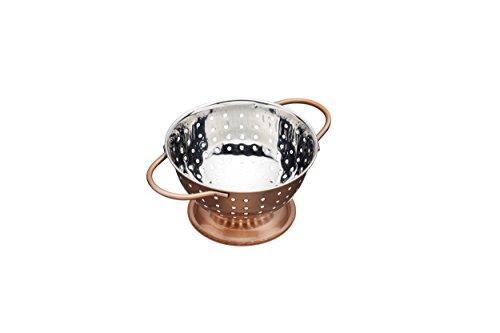 master-class-artesa-mini-stainless-steel-colander-145-cm-55-copper-effect