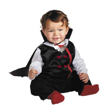 Little Bite Infant Vampire Costume