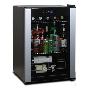 Wine Enthusiast 268 68 40 01 Evolution Series Beverage Center, Stainless Steel (Beverage Centers compare prices)