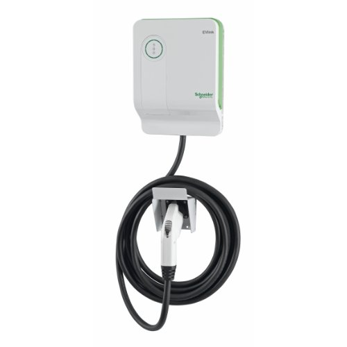 Schneider Electric EV230WS EVlink 30-Amp Indoor Electric Vehicle Charging Station Generation 2.5 - Enhanced Model