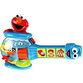 Fisher price elmo 39 s world guitar toys games for Fisher price fish bowl