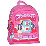 Barbie Backpack with Clip-on Purse ~ Mattel