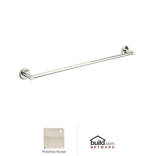 Rohl LO1/24 Lombardia 61 cm Towel bar, nichel lucido