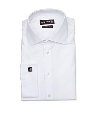 Jacques Britt Camisa Hombre Ben Uma Blanco