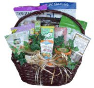 Dad's Delight Healthy Father's Day Gift Basket