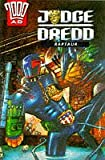 Judge Dredd: Raptaur (0749314591) by Grant, Alan