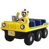 Yo Gabba Gabba! Plex Vehicle Set