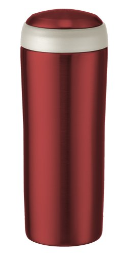 Innate Gear HA-350-0 Commercial Dr Stainless Steel Vacuum Cup, 12-Ounce (Razzberry Red)
