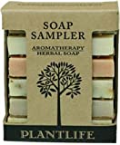 Aromatherapy Herbal Soap Sampler (Made with 100% Pure Essentail Oils)