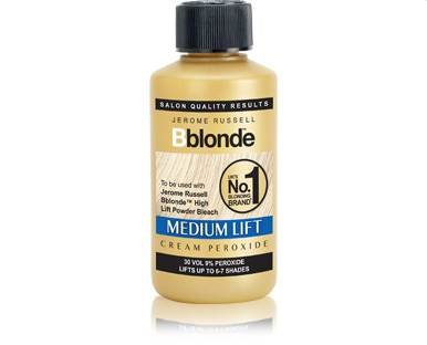 Jerome Russell Bblonde Cream Peroxide 30 Vol 9%