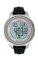 buy Timex All Day Tracker - Black/Pink