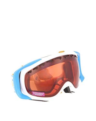OAKLEY Máscara de Esquí Crowbar Azul / Blanco Única