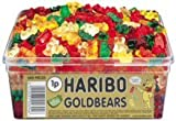Haribo Gold Bears Tubs