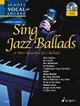 Sing Jazz Ballads - 12 Most Famous Ja...