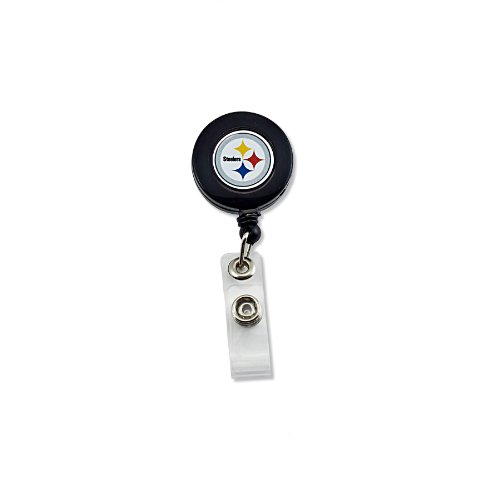 NFL Pittsburgh Steelers Badge Reel from Aminco International