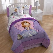 Sofia The First Bedding Comforter TWIN Hot