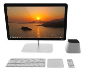 VIZIO All-in-One CA24-A1 24-Inch Desktop