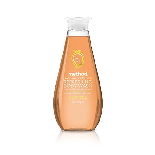 method-naturally-derived-refreshing-body-wash-enriched-with-avocado-extract-mandarin-mango-18-ounce-