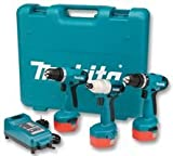 Inventive-Action MAKITA - 6281DP3-TP - 14.4V TRIPLE PACK - (Pack of 1) - Min 3yr ClevaUK Warranty