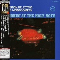 Wynton Kelly Trio - Smokin' At The Half Note Japanese with OBI Strip 200 Gram by Wynton Kelly Trio