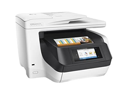 HP OfficeJet Pro 8730 All in One Printer Image