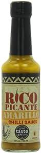 Rico Picante Amarillo Chilli Sauce 150 ml (Pack of 2)