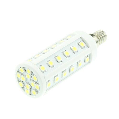 E14 48-Smd 5050 Led 9W 624Lm Warm White Lights Corn Light Bulb Lamp Ac 85V~265V