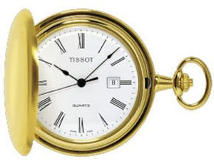 Tissot's Unisex Savonnettes Pocket watch #T83.4.503.13