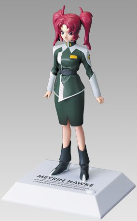 Gundam Seed Destiny Voice I-Doll Meirin Hawke Action Figure - 1