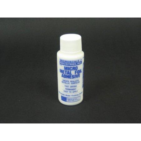 Microscale Micro Metal Foil Adhesive, 1 oz MSIMI8