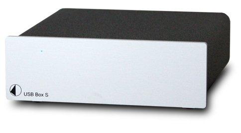 Pro-Ject(プロジェクト) USB-DAC USB Box S/SLV(シルバー)
