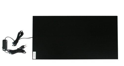 Thermo-3148044-Infrarot-Wrmeplatte-300-x-600-mm-230-V-150-W-80-Grad-Sicherheitsthermostat
