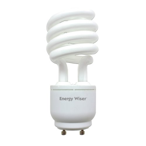 Bulbrite Cf23Ww/Gu24/Dm-6Pk Gu24 Base 23W 120V Energy Wiser Dimmable Compact Fluorescent Coil, Warm White, 6-Pack