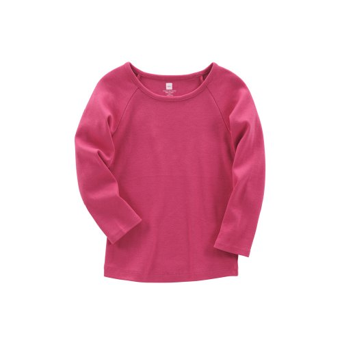 Baby's Store |   Tea Collection Solid Raglan Tee