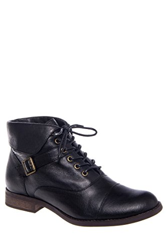 Stinnger Lace-Up Ankle Bootie