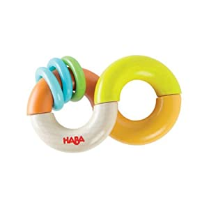Haba Loop-a-ling Clutching Toy