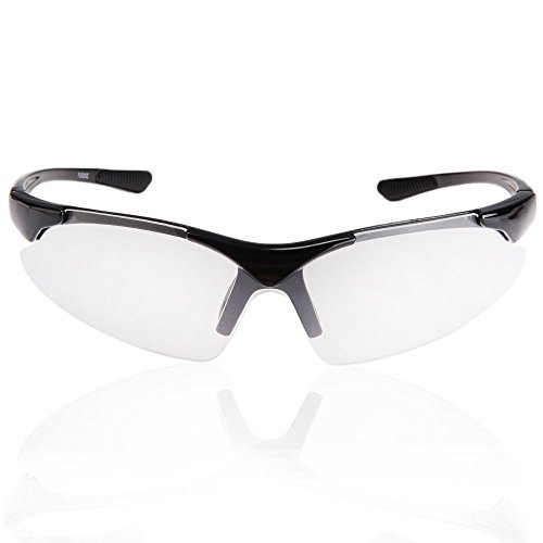 XQ-XQ Sportbrille Radbrille Sonnenbrille Nebelschutz anti-fog Glas, eignet für Radfahren - Skifahren - Laufen - Driving - Motorradfahrer -Golf