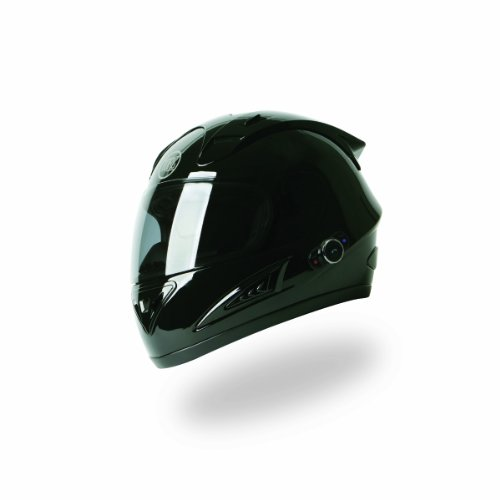 TORC T10B Prodigy Full Faced Helmet with Blinc 2.0 Stereo Bluetooth Technology...