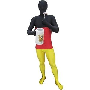 Morphsuits™ - Deutschland - Kostüm für Erwachsene