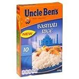 Uncle Ben's Basmati Rice 500G